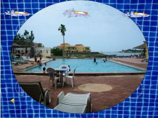 Nous avions rendez-vous à la piscine …. Les CP A au Calao. Dakar,  mai-juin  2010