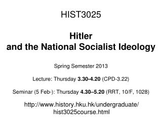 history.hku.hk/undergraduate/ hist3025course.html