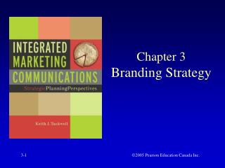 Chapter 3 Branding Strategy