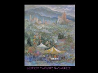 ALBERTO VÁZQUEZ NAVARRETE