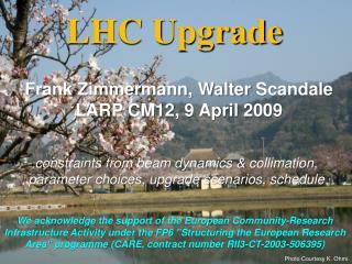 LHC  Upgrade
