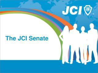 The JCI Senate