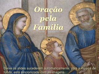 Oração pela Familia