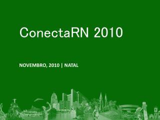 NOVEMBRO,  2010 |  NATAL