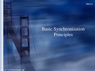 Basic Synchronization Principles