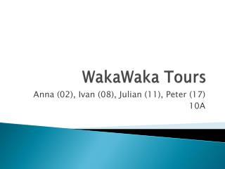 WakaWaka Tours