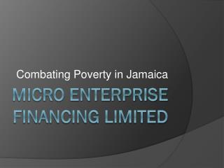 Micro Enterprise Financing Limited