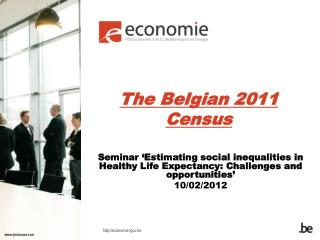 The Belgian 2011 Census