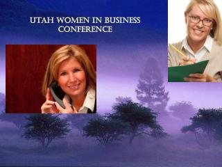 Utah Women in Business conference