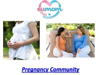 Pregnancy Community