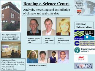 Reading e-Science Centre