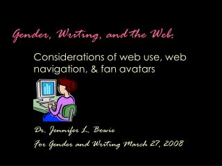 Gender, Writing, and the Web: