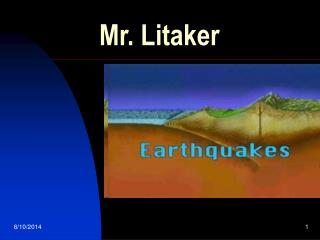 Mr. Litaker