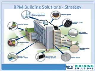 RPM Building Solutions - Strategy