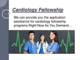 Cardiology Fellowship