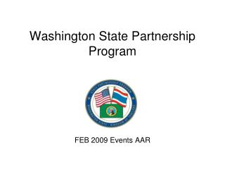 Washington State Partnership Program