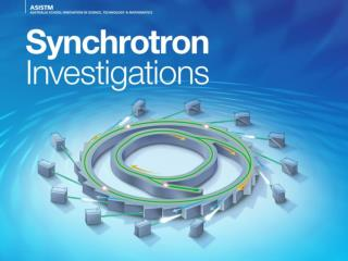 The Australia Synchrotron in Melbourne Circumference = 216 m Cost = $206 million