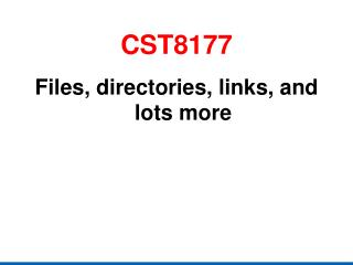 CST8177