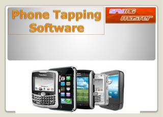 Phone Tapping Software
