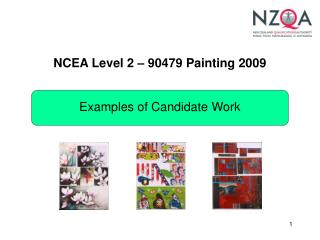 NCEA Level 2 – 90479 Painting 2009