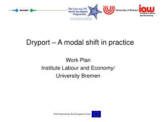Dryport – A modal shift in practice