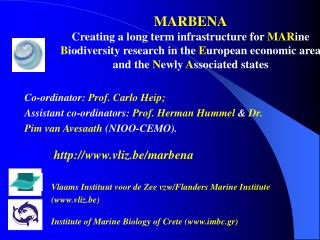 Institute of Marine Biology of Crete (imbc.gr)