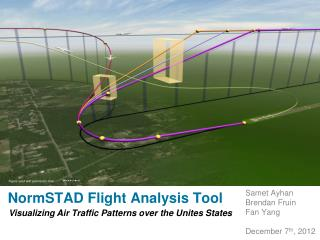 NormSTAD Flight Analysis Tool