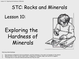 STC: Rocks and Minerals