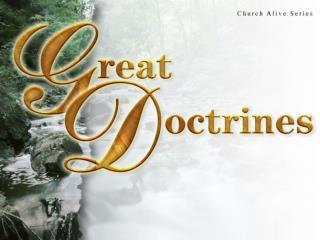 Great Doctrines