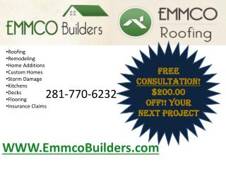 Roofing Remodeling Home Additions Custom Homes Storm Damage Kitchens Decks Flooring