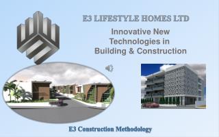 E3 LIFESTYLE HOMES LTD