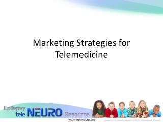 Marketing Strategies  for Telemedicine