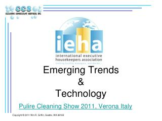 Emerging Trends  &  Technology