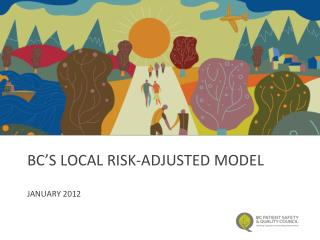 BC's LOCAL RISK-ADJUSTED MODEL