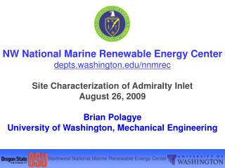 NW National Marine Renewable Energy Center