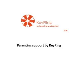 Parenting support by KeyRing