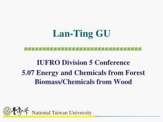 Lan-Ting GU