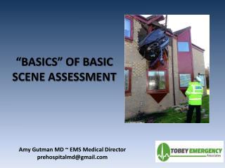 """""""BASICS"""" OF BASIC SCENE ASSESSMENT"""