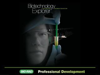 GMO Investigator Kit - Bio-Rad Laboratories
