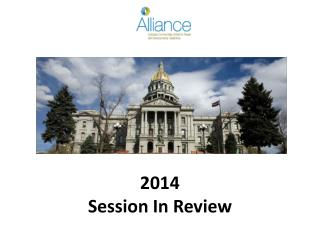 2014  Session In Review