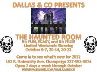 DALLAS & CO PRESENTS
