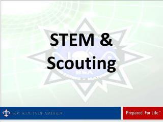 STEM & Scouting