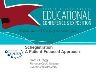 Schegistration A Patient-Focused Approach