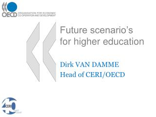 Future scenario's for higher education