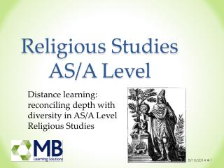Religious Studies AS/A Level