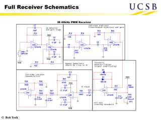 Full Receiver Schematics