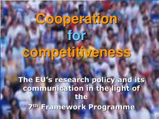 Cooperation  for competitiveness