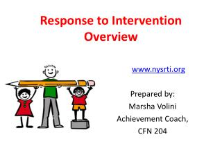 Response to Intervention Overview
