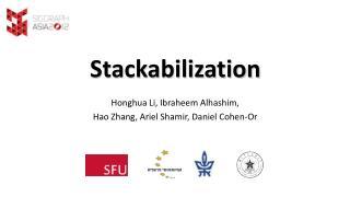 Stackabilization