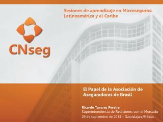 El Papel de la Asociación de Aseguradoras de Brasil